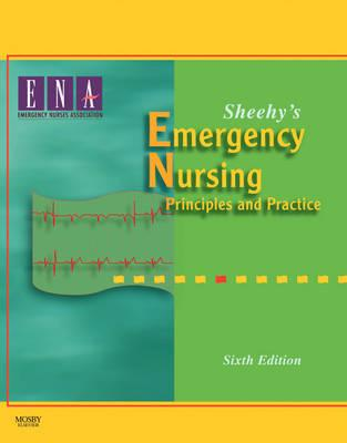 Sheehy's Emergency Nursing By Howard, Patricia Kunz, Ph.D. (EDT)/ Steinmann, Rebecca A. (EDT)